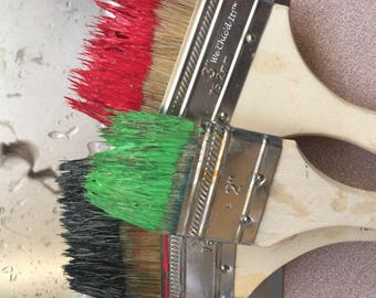Make Your Own RBG Pan African Flag - DIY Pallet Flag Kit