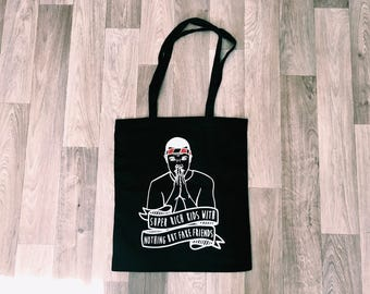 Tote bag - Frank Ocean - Super rich kids with nothing but fake friends