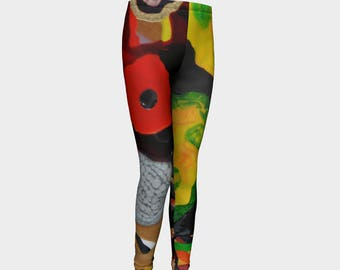 Cool cool Youth Leggings. Chidrens youth leggings. Love me mom.