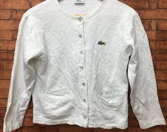 LACOSTE Cardigans Long Sleeve Sweatshirt