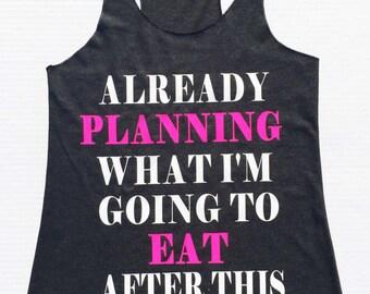 Funny Workout Tank, Workout Tank, Gym, Fitness,Yoga Tank