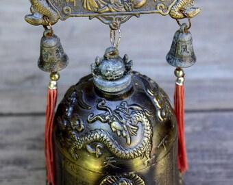 Tibetan Buddha Temple Bell