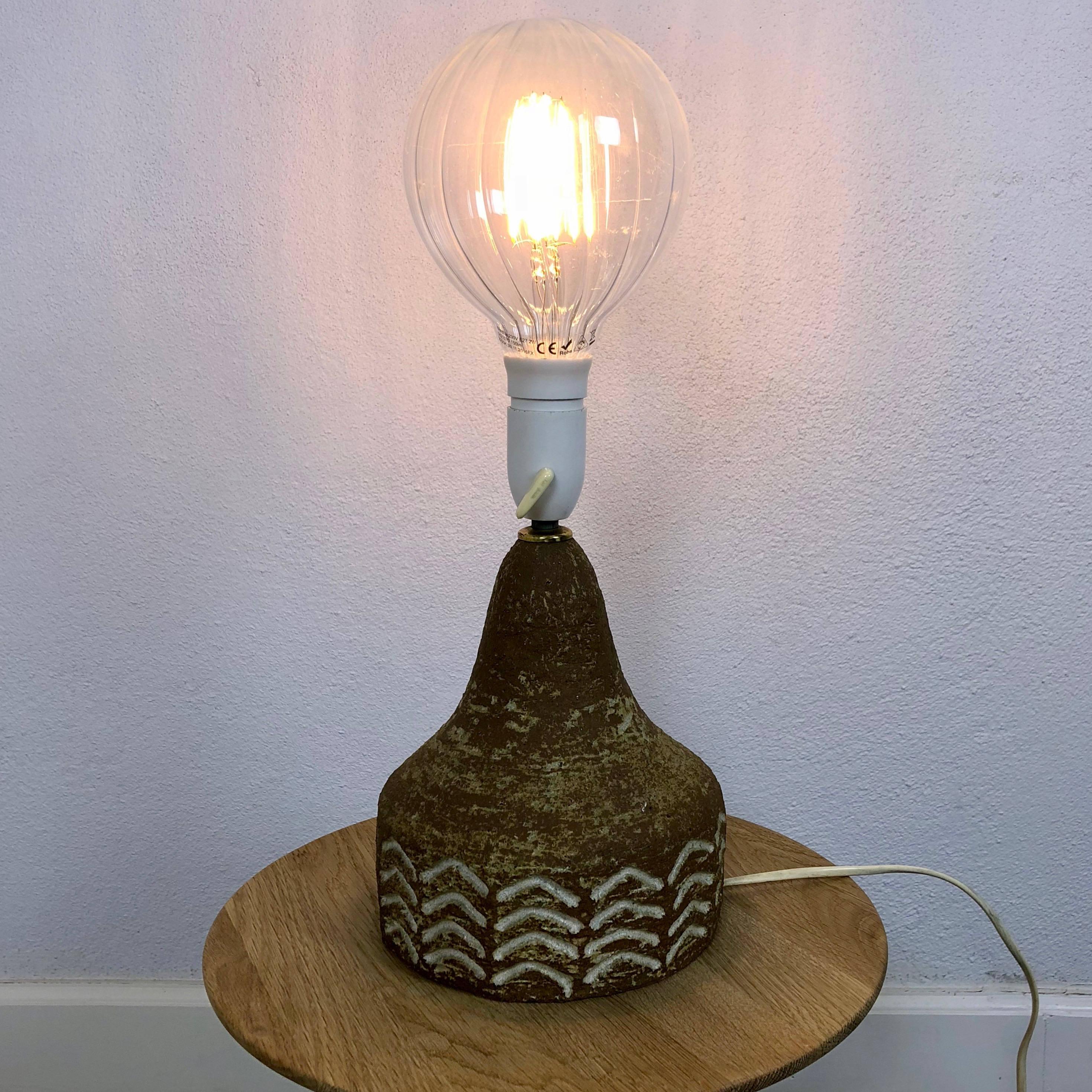 black ceramic lamps deco yellow beautiful table art vintage contemporary lamp crystal genius top