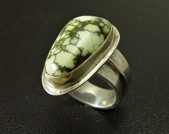 Demele Mine Ring - Size 6 1/4  Direct from the artisan