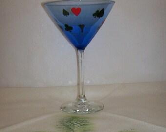 Dad's Martini Glass