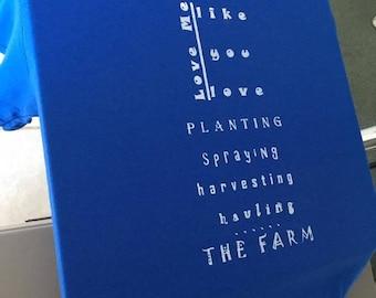 Love me like you love... The Farm