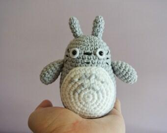 Amigurumi Totoro : Totoro amigurumi totoro amigurumi studio ghibli amigurumi