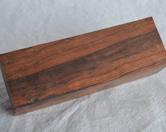 Sonoran Desert Ironwood Block - b7