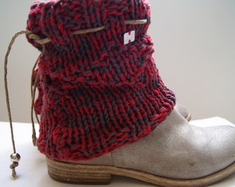 gaiters natural made in France