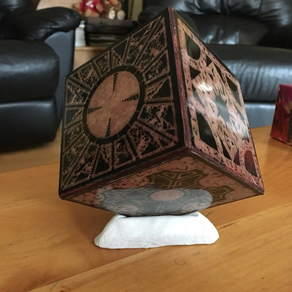 Hellraiser Puzzle Box Lament Configuration