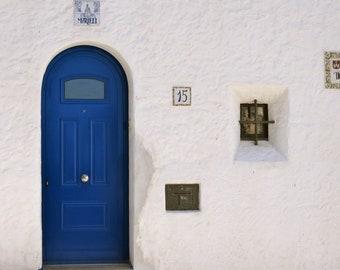 Sintra Blue Door