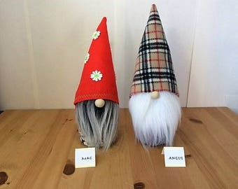 Mac And Angus- Nordic Style Gnomes
