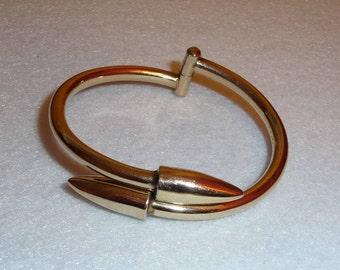 Taxco. Mexico. Bracelet. Sterling. Vermeil. Vintage.