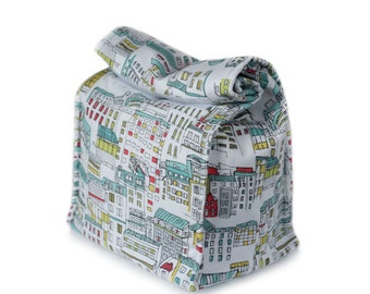 MTO Insulated lunch bag - City