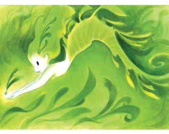 Mermaids in the Wild - Lucky Sea Dragon