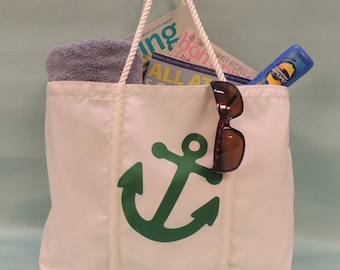 Large Sailcloth Tote