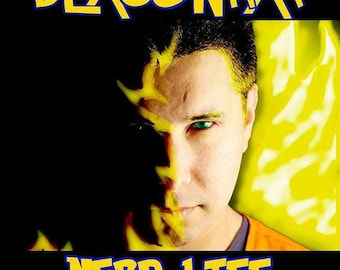 DEACONRAP-Nerd Life Hard copy album