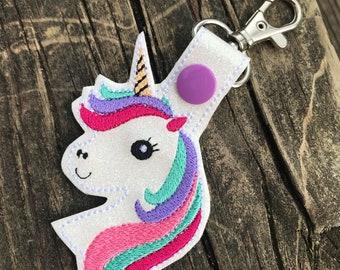 Unicorn key fob
