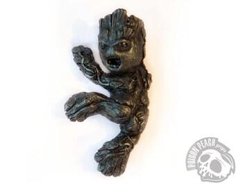 Metallic Angry Groot