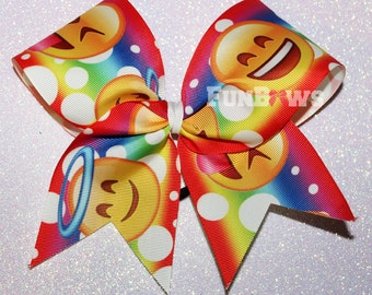 Awesome emoji   -  Cheer Allstar Bow by FunBows !