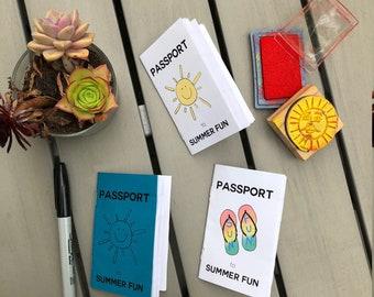 Passport to Summer Fun!