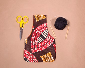 Small Project Bags for Knitters - Knitting Organiser - Knitting Commuter Bag - Yarn Holder Bag Small