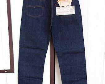 Vintage Levi's 501 Big E W40 L36 Deadstock ( 1 )