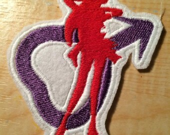 Sailor Mars Sew-On Patch