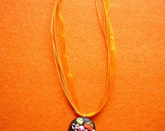 Necklace Trick or Treat Halloween