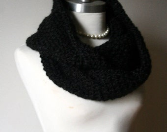 The Signature Series Infinity Scarf (Mini) | Midnight