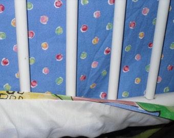 Custom Made Crib Skirt Options/ Additions ....Lining Option