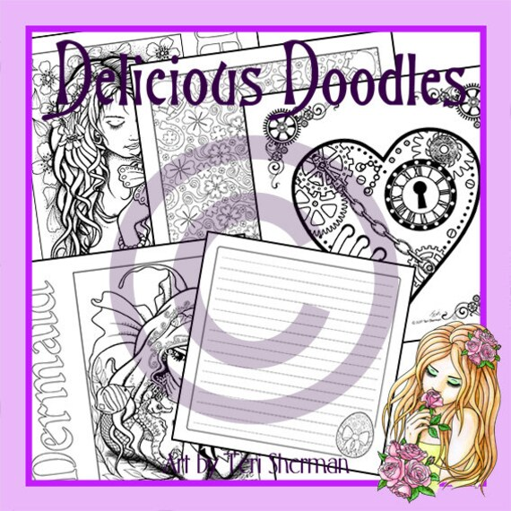 Book Of Little Art Full Printable Colouring Coloring