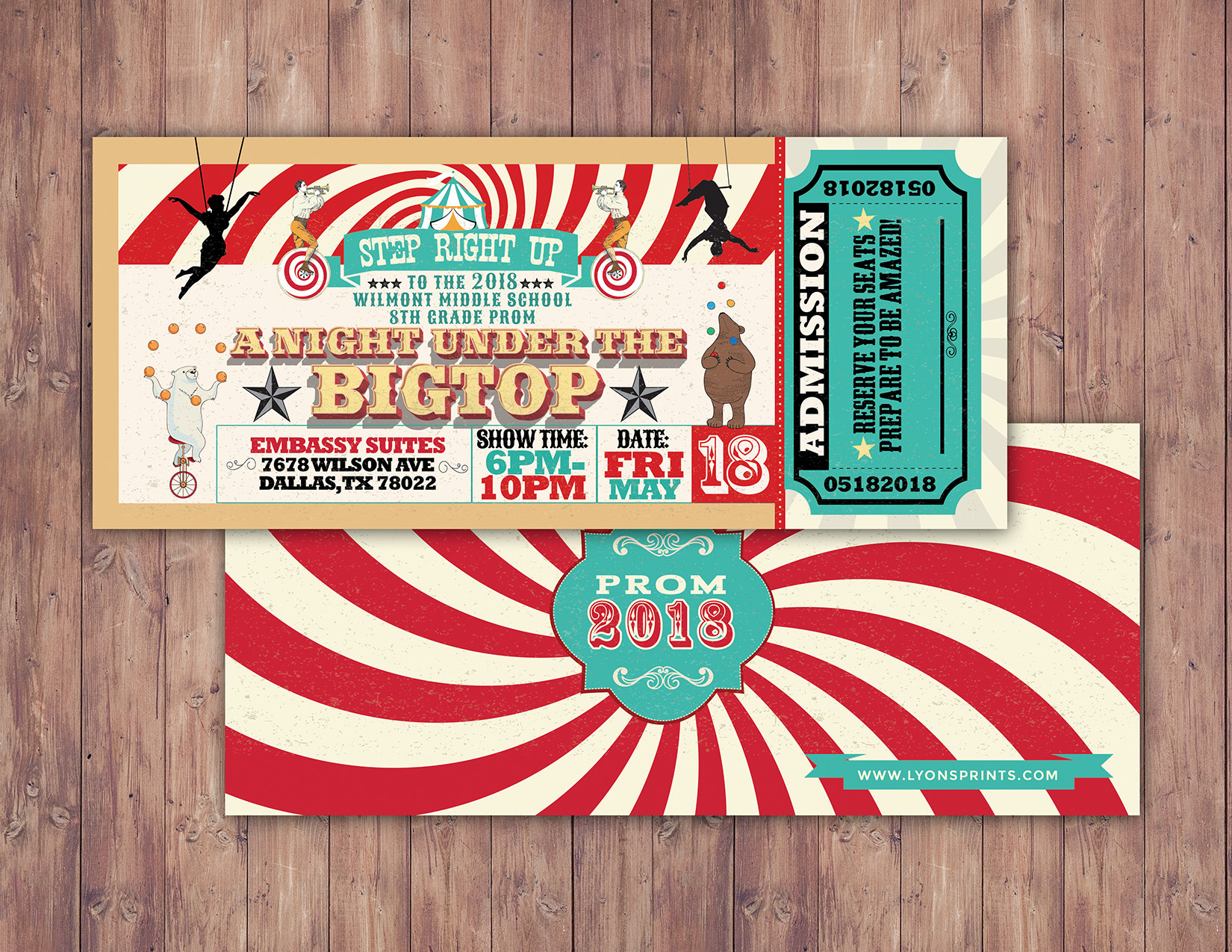 Circus party prom invitation carnival invitation prom invitation circus party prom invitation carnival invitation prom invitation graduation party invitation school dance invitation prom invitation filmwisefo
