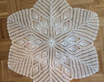 Crochet Doily 29 inches