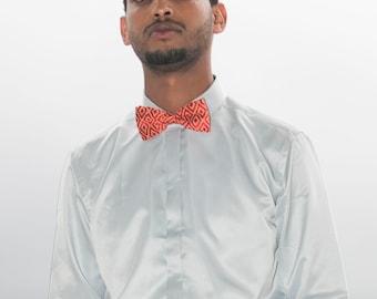 Ethiopian Red Bow Tie
