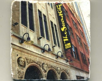 Second City in Old Town Chicago - Original Coaster