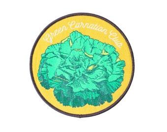 Patch - Green Carnation Club