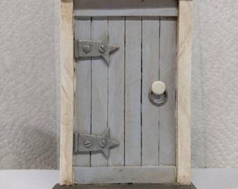 Fairy Door Grey