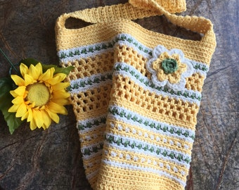 Market Bag, Beach Bag, Purse, Tote, Farmer's Market Bag, Crochet Market Bag, Crochet Tote, Crochet Grocery Bag, Shopping Tote, Bag, Bookclub