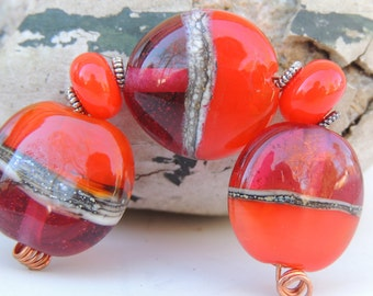 Handmade Lampwork Bead Destash 289