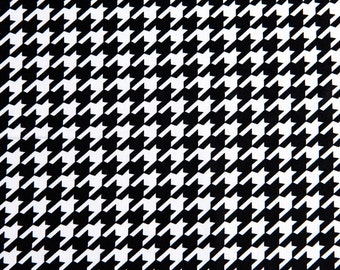 Black and White Houndstooth ARMigami