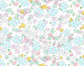 Meadow in Spring Best of Sarah Jane Fabric for Michael Miller Fabrics (Children at Play reprint)