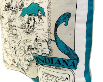 Indiana Pillow Cover with Insert
