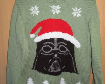 Darth Vader -  Ugly Christmas Sweater