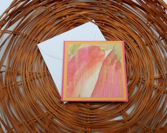 Mini Gift Cards, 3 X 3 Cards, Note cards, Mini Note Cards, Gift Tags, All Occasion Note Cards, Love notes, Lunchbox notes