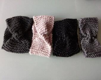 Fashion HEADBAND women wool