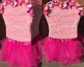 Custom ballerina pinata / custom dress pinata/ ALL DIFFERENT