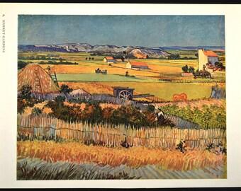 Van Gogh Landscape Wall Art Decor Print Artwork Gardens