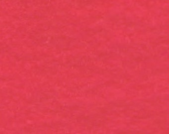 "18"" x 24"" Shocking Pink Acrylic Felt FQ - equal to 4 Sheets Felt"