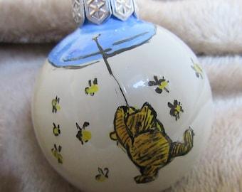 Classic Winnie the Pooh- Little Black Rain Cloud Ornament